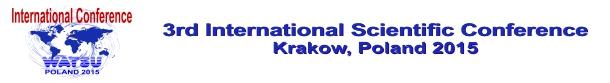 Tarptautinė Watsu konferencija Spalio 2-4 d. Krokuvoje